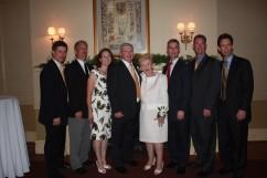 50th wedding anniversary - 6 kids