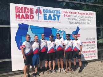 seven riders